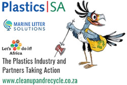 Plastics Industry Tackles Waste in the Environment with Annual Clean-up and Recycle SA Week 16-21 SEPTEMBER 2019
