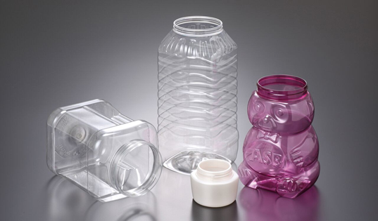PET Bottles manufactured with Injection Stretch Blow Moulding Machine from Nissei ASB